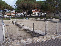 Vestiges gallo-romains d'Andernos-les-Bains