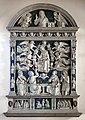 Andrea della robbia, pala dell'ascensione di maria, 01.jpg