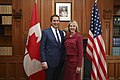 Andrew Scheer with Kelly Knight Craft - 2018 (25766214208).jpg