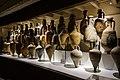 Anfore dell'antica nave Romana - Museo Delta Antico.jpg