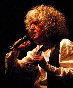 Angelo Branduardi Konzert Dachau 2008