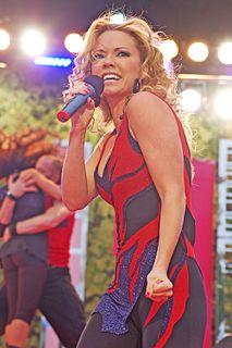 Sahlene Swedish singer