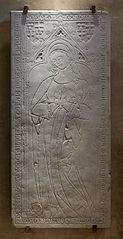 Dalle funéraire de Marquesia de Linars (ou Lias)