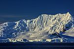 Another spectacular cruise northward along the NW coast of the Antarctic Peninsula. (25386197873).jpg