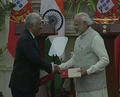 António Costa, Prime Minister of Portugal, and Narendra Modi, Prime Minister of India (2017-01-07).png
