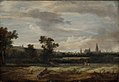 Anthonie van Borssom - Landscape with a View Towards a Town - DEP1 - Statens Museum for Kunst.jpg
