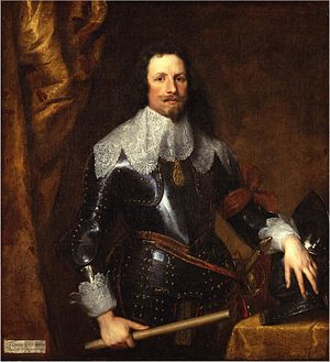 Thomas Francis, Prince of Carignano - Thomas François de Carignan, Prince of Savoy, by Anthony van Dyck (1634)