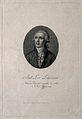Antoine Laurent Lavoisier. Line engraving by A. Gajani, 1815 Wellcome V0003417.jpg