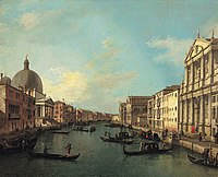 Antonio Canal - Il Canal Grande dalla chiesa di Santa Maria.jpg