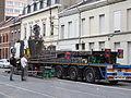 Anzin & Valenciennes - Travaux de raccordement des lignes A & B du tramway de Valenciennes à la Croix d'Anzin le 20 août 2013 (17).JPG