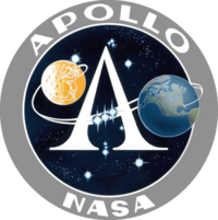 Lencana dari Program Apollo