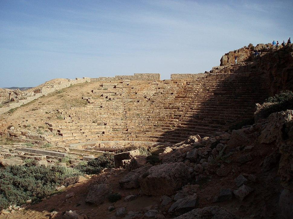 Apollonia Theatre
