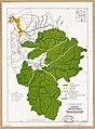 Appendix B, project map A, Wheeling Creek Watershed, Pennsylvania and West Virginia LOC 81690293.jpg