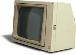 A Apple Monitor II