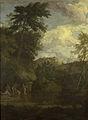 Arcadisch landschap met badende Diana Rijksmuseum SK-A-119.jpeg