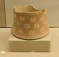 Archaeological site of Akrotiri - Museum of prehistoric Thera - Santorini - Clay Pyxis - 01.jpg