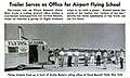 Archie Baxter Flying School in Popular Science magazine on November 1, 1940.jpg