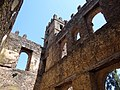 Architecture in Royal Enclosure (Fasil Ghebbi) - Gondar - Ethiopia - 02 (8686408858).jpg