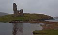 Ardvreck Castle, Loch Assynt, Sutherland, Scotland, 13 April 2011 - Flickr - PhillipC (1).jpg