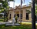 Arequito, Depto. Caseros, Santa Fe, Argentina, Escuela Secundaria Nr 219, Domingo Faustino Sarmiento.jpg