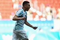 Argentina x Honduras - Futebol masculino - Olimpíadas Rio 2016 (28611938670).jpg