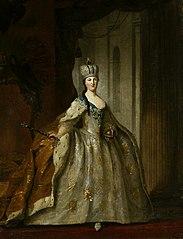 Portret Katarzyny Wielkiej
