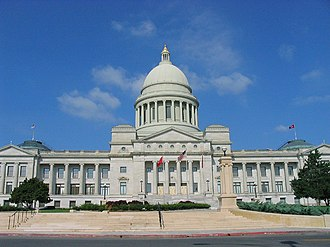 National Register of Historic Places listings in Arkansas - Arkansas State Capitol, Little Rock, Pulaski County, Arkansas