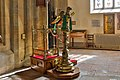 Armagh St. Patrick's Cathedral of the Church of Ireland Lectern 2019 09 09.jpg