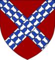 Arme de la famille de Bailleul seigneur de Doulieu et d'Eecke.png