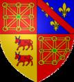 Armoiries Antoine de Bourbon.png