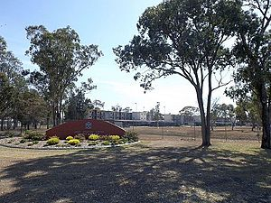 Oakey Army Aviation Centre - Swartz Barracks, 2014