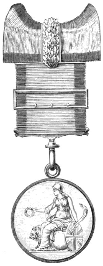 Army Gold Medal