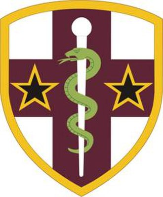 Army Reserve Medical Command - Shoulder sleeve insignia