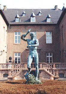 Prometheus d'Arno Breker.
