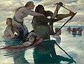 Arnold Böcklin - In the Sea - 1990.443 - Art Institute of Chicago.jpg