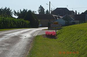 Arrelles - Image: Arrelles Entry
