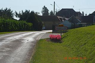 Arrelles Commune in Grand Est, France