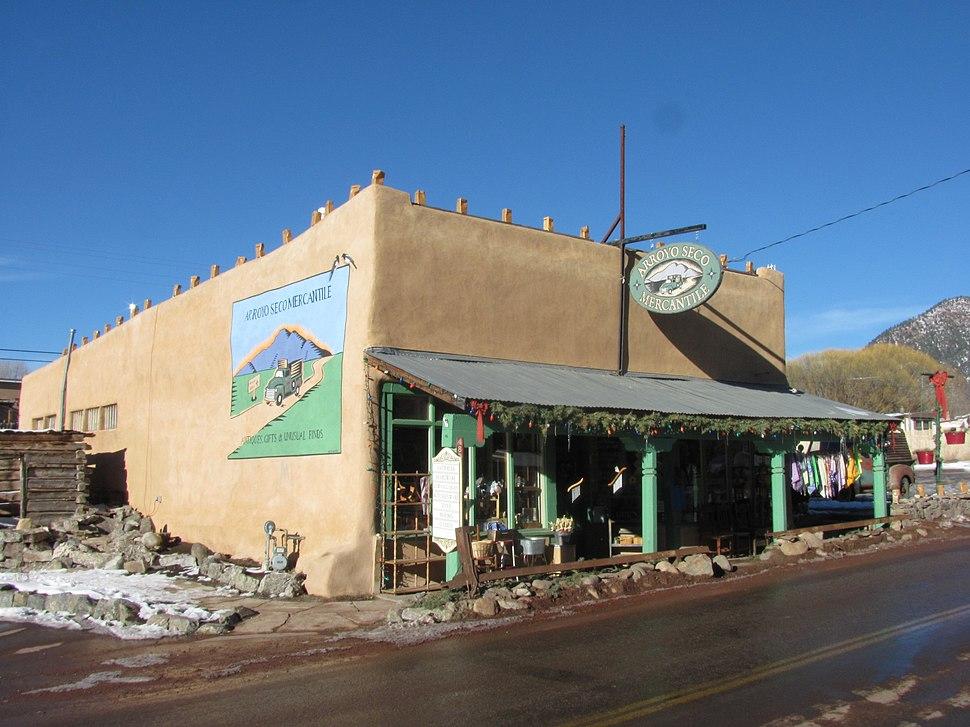 Arroyo Seco Mercantile, Arroyo Seco NM
