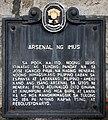 Arsenal ng Imus historical marker.jpg