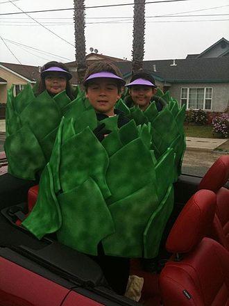 Castroville Artichoke Festival - Artichoke Kids
