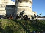 Artillery and bastion Forte di San Leo.JPG