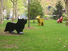 Artistic animals in new york park.jpg