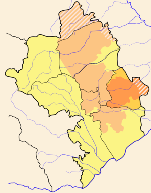 Martuni Region - Image: Artsakh locator Martuni
