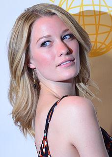 Ashley Hinshaw American actress and model