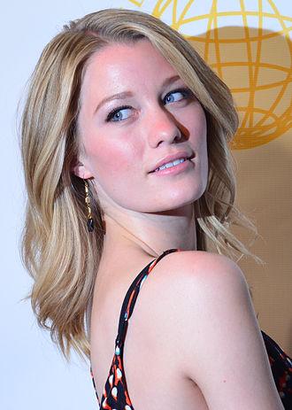 Ashley Hinshaw - Ashley Hinshaw in 2014