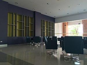 Asian University - Asian University Lobby, Academic Building