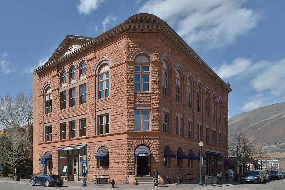 Aspen Wheeler Opera House