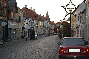 Assens, Denmark - Image: Assens Bybillede