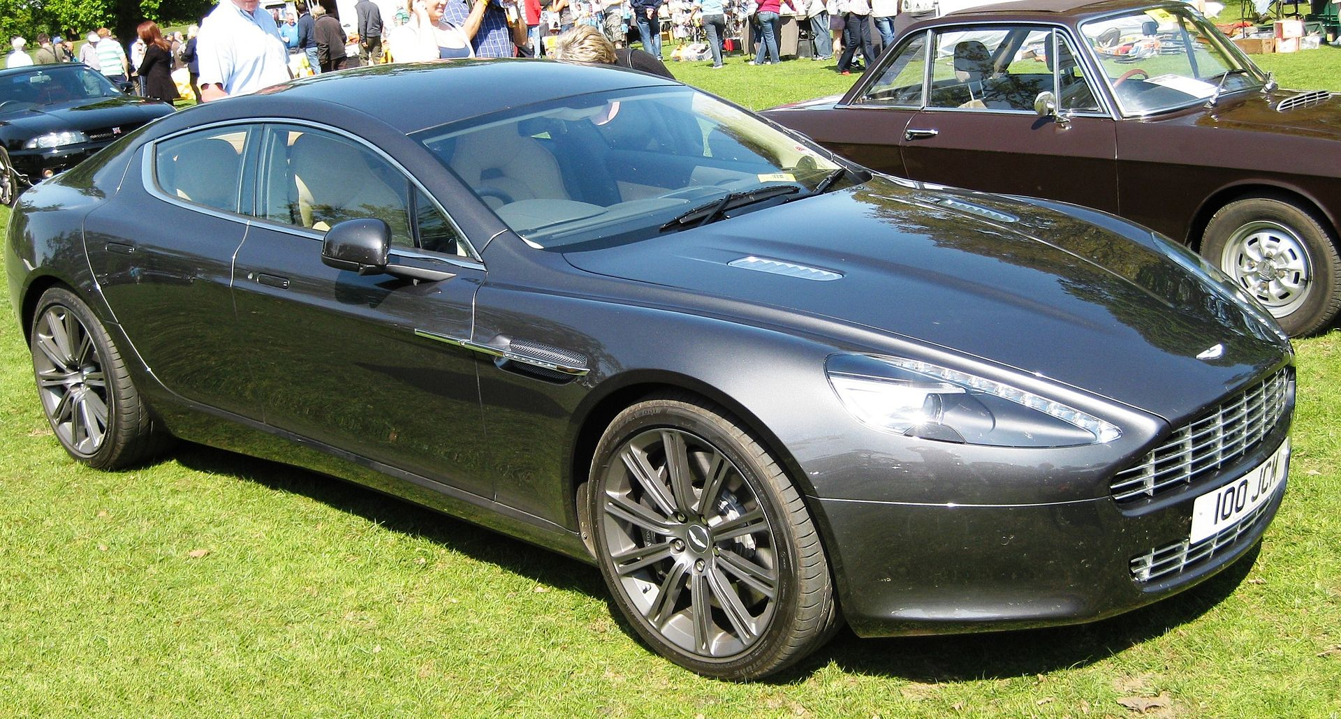 aston martin rapide wikipedia. Black Bedroom Furniture Sets. Home Design Ideas