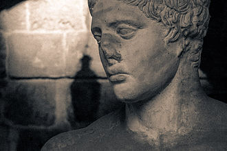 Laodicea in Syria - Classical Statue at the National Museum of Latakia